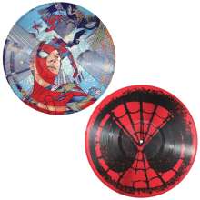 Filmmusik: Spider-Man: Homecoming (Limited Edition) (Picture Disc), LP