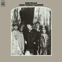 Bob Dylan: John Wesley Harding (180g) (2010 Mono Version), LP