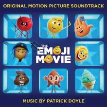 Filmmusik: The Emoji Movie, CD