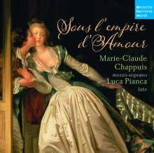 Marie-Claude Chappuis - Sous l'Empire d'Amour, CD