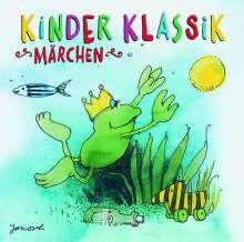 Kinder Klassik - Märchen, 2 CDs