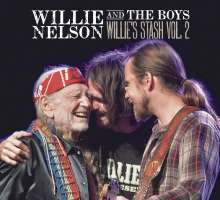 Willie Nelson: Willie And The Boys: Willie's Stash Vol. 2, CD