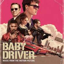 Filmmusik: Baby Driver (Music From The Motion Picture), 2 LPs