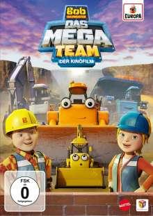 Bob der Baumeister: Das MEGA Team (Der Kinofilm), DVD