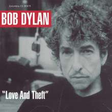 Bob Dylan: Love And Theft (180g), 2 LPs