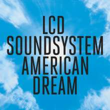 LCD Soundsystem: American Dream, CD