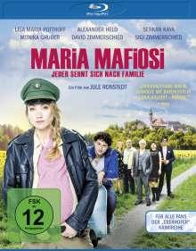 Maria Mafiosi (Blu-ray), Blu-ray Disc