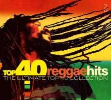 Top 40 Reggae Hits, 2 CDs