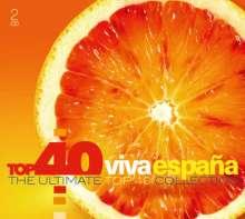 Top 40: Viva Espana, 2 CDs