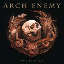 Arch Enemy: Will To Power, CD