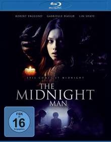 The Midnight Man (Blu-ray), Blu-ray Disc