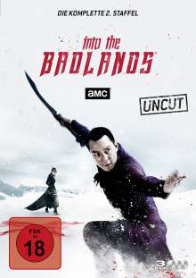 Into the Badlands Staffel 2, 3 DVDs