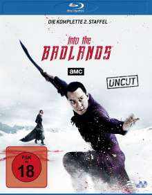 Into the Badlands Staffel 2 (Blu-ray), 2 Blu-ray Discs
