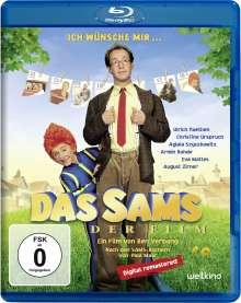 Das Sams (2001) (Blu-ray), Blu-ray Disc