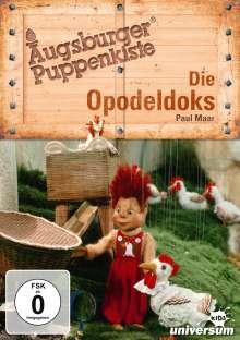 Augsburger Puppenkiste: Die Opodeldoks, DVD