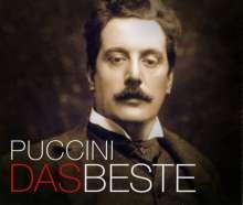 Giacomo Puccini (1858-1924): Puccini - Das Beste, 3 CDs
