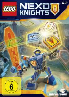 LEGO - Nexo Knights Staffel 4 Box 2, DVD