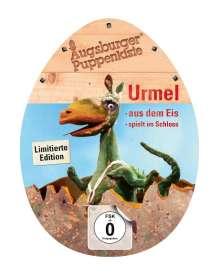 Augsburger Puppenkiste: Urmel aus dem Eis (limitierte Metalbox-Sonderedition), DVD