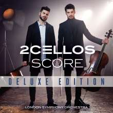 2 Cellos (Luka Sulic & Stjepan Hauser): Score (Deluxe Edition), 2 CDs