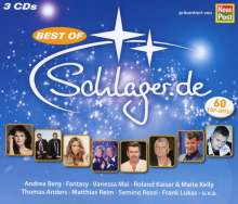 Best Of Schlager.de, 3 CDs