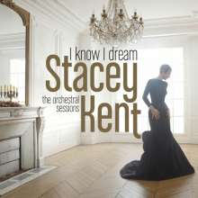 Stacey Kent (geb. 1968): I Know I Dream: The Orchestral Sessions, 2 LPs