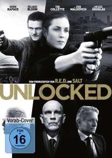 Unlocked, DVD
