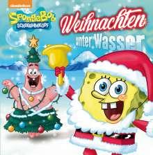 SpongeBob Schwammkopf: SpongeBob Schwammkopf - Weihnachten unter Wasser, CD