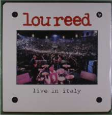 Lou Reed: Live In Italy, 2 LPs