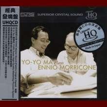 Yo-Yo Ma plays Ennio Morricone (UHQ-CD), CD