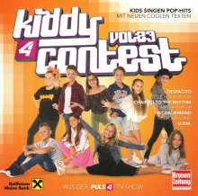 Kiddy Contest Vol.23, CD