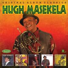 Hugh Masekela (1939-2018): Original Album Classics, 5 CDs