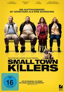 Small Town Killers, DVD