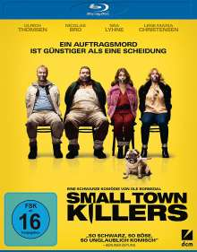 Small Town Killers (Blu-ray), Blu-ray Disc