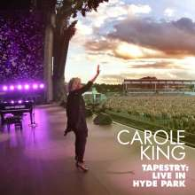 Carole King: Tapestry: Live in Hyde Park 2016, CD