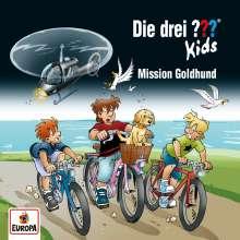 Die drei ??? Kids 65: Mission Goldhund, CD