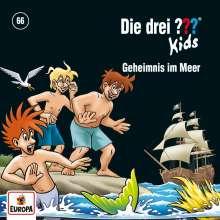 Die drei ??? Kids 66: Geheimnis im Meer, CD