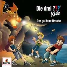Die drei ??? Kids 67: Der goldene Drache, CD