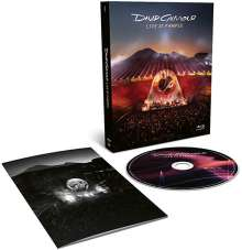 David Gilmour: Live At Pompeii, Blu-ray Disc