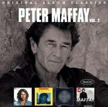 Peter Maffay: Original Album Classics Vol. 2, 5 CDs