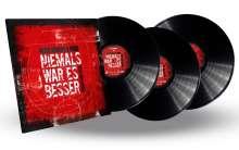 Peter Maffay: Niemals war es besser - Live (180g), 3 LPs
