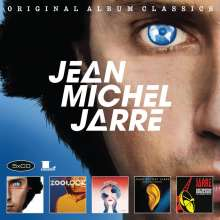 Jean Michel Jarre: Original Album Classics, 5 CDs