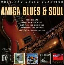 AMIGA Blues & Soul, 5 CDs