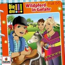 055/Wildpferd in Gefahr, CD