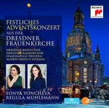 Festliches Adventskonzert aus der Dresdner Frauenkirche 2016, CD