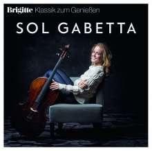 Sol Gabetta  - Brigitte Klassik zum Genießen, CD