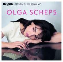 Olga Scheps  - Brigitte Klassik zum Genießen, CD