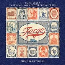 Jeff Russo: Filmmusik: Fargo Year 3, CD