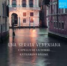 Capella de la Torre - Una serata venexiana, CD