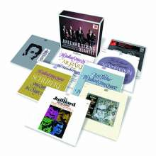 Juilliard String Quartet - The Complete Epic Recordings 1956-1966, 11 CDs