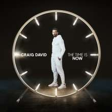 Craig David: The Time Is Now, CD